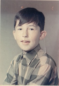 John at 5 years old